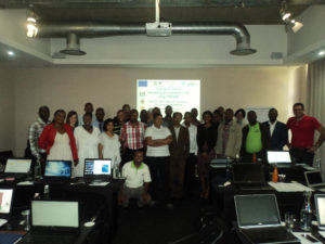 Joint SADC-GMI/UNESCO-IHP Groundwater Modelling Training held at Johannesburg from 20 – 22 March 2017