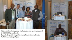 SADC-GMI participates at the 15th Biennial Groundwater Division Conference