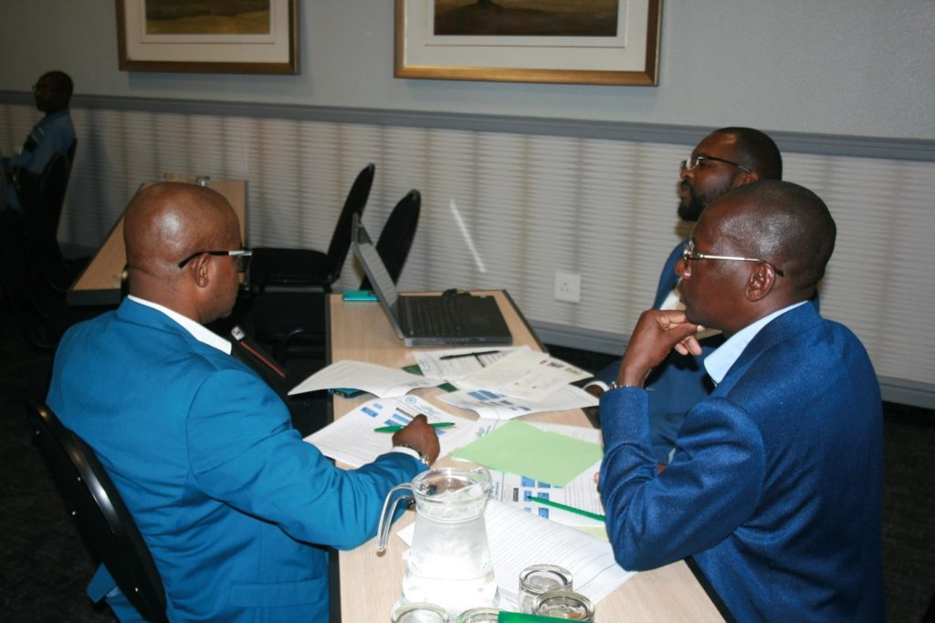 SADC-GMI hosts Validation Workshop as part of the GMI-PLI Project 2