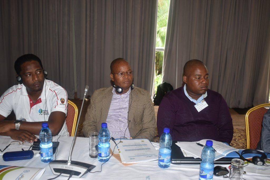 SADC-GMI hosts the Transboundary Water Resources Management in the Shire Basin Project Validation Workshop 37