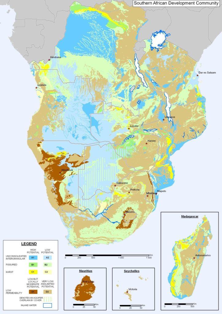 Hydrogeological Maps 1