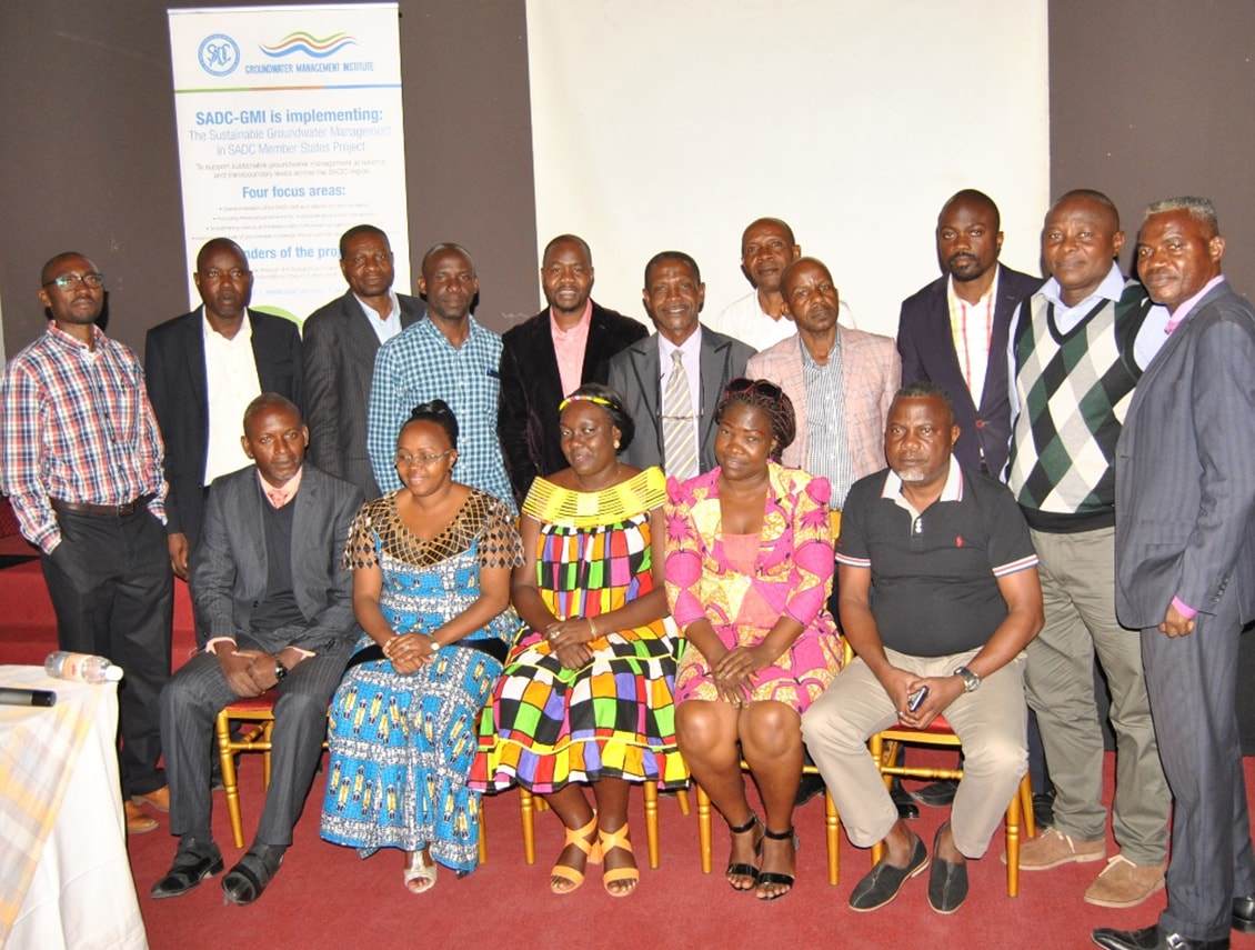 SADC – Groundwater Management Institute launches the Sub-grant Manual for Pilot Infrastructure Projects in the 15 SADC Member States 1
