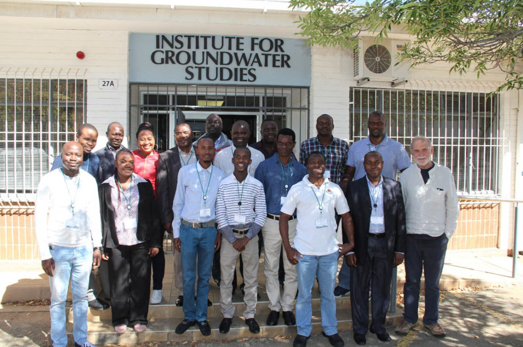 SADC-GMI Capacitates Borehole Drilling Professionals From The SADC Member States 64