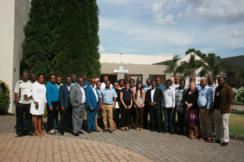 SADC-GMI hosts Validation Workshop as part of the GMI-PLI Project 57
