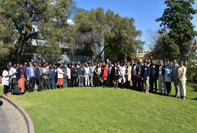 SADC-GMI Completes the Development of the SADC-wide Framework for Groundwater Data Collection and Management through the GEF/CIWA funded project 50