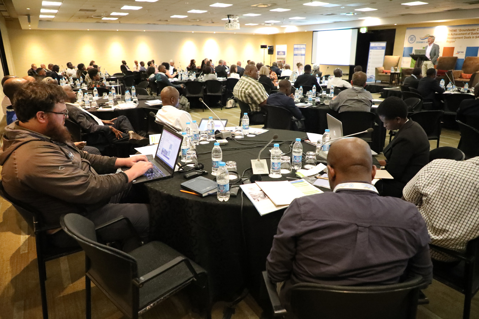 Approximately 150 delegates from the SADC region and beyond attended the conference