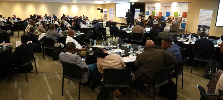 2nd SADC Groundwater Conference comes up with key messages and  recommendations for the SADC Region 1