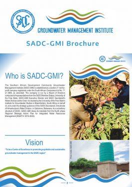 SADC-GMI Brochure