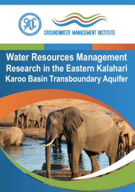 Water Resources Management Research in the Eastern Kalahari