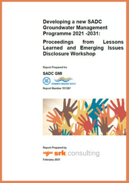 Proceedings from Lessons Learned and Emerging Issues Disclosure Workshop final