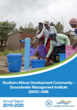 SADC-GMI Annual Report 2019-2020