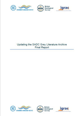 SADC-GLA ENG COVER