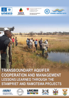 Transboundary Aquifer - Lessons Learned through Stampriet